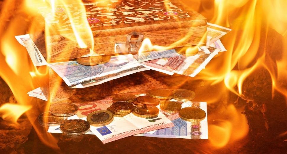 """Những sai lầm khiến trader bị """"cháy"""" tài khoản"""