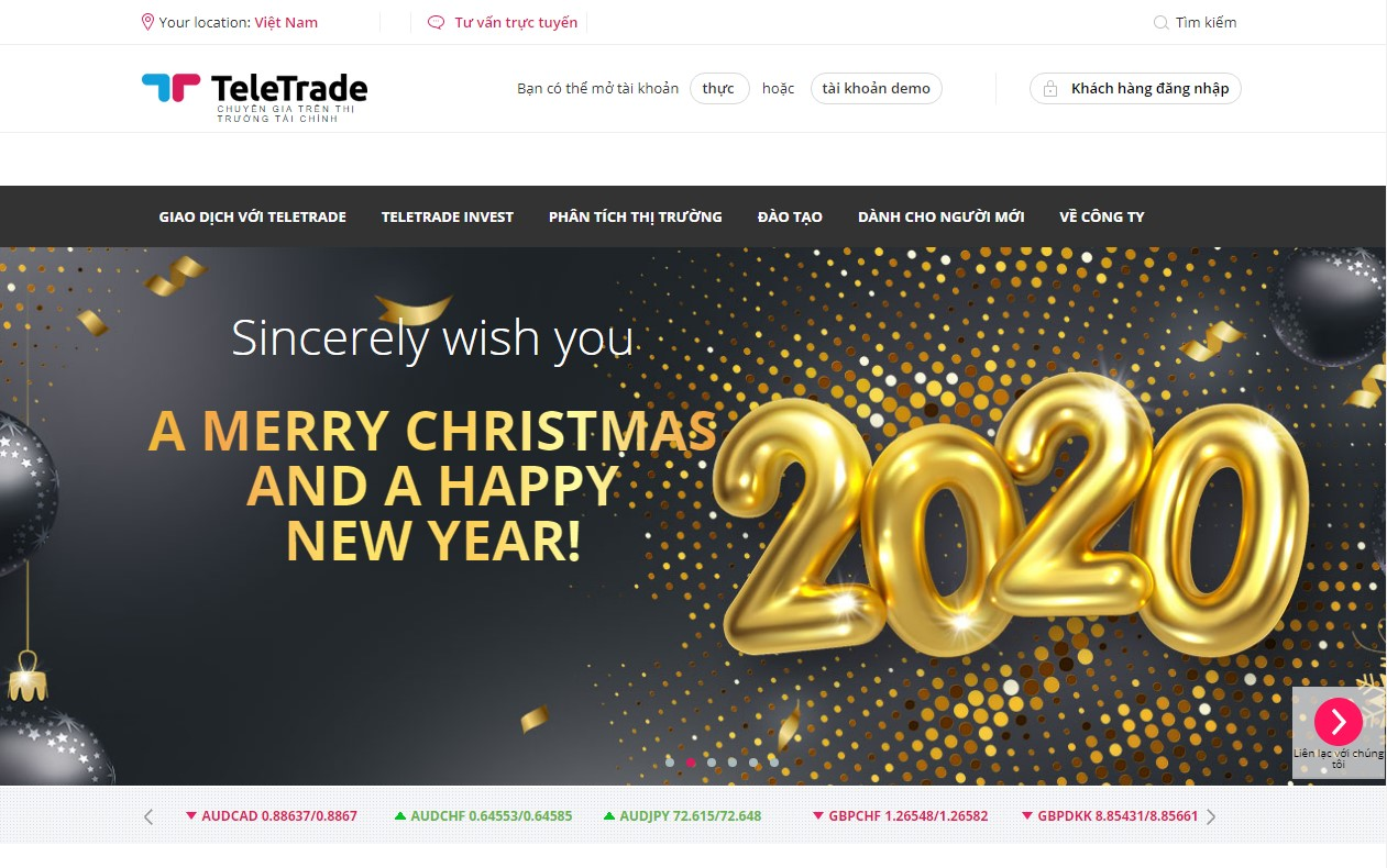 Teletrade forex review